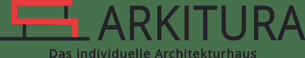 Arkitura Logo 2019 - Schrift mit Sub - individuelles Architekturhaus