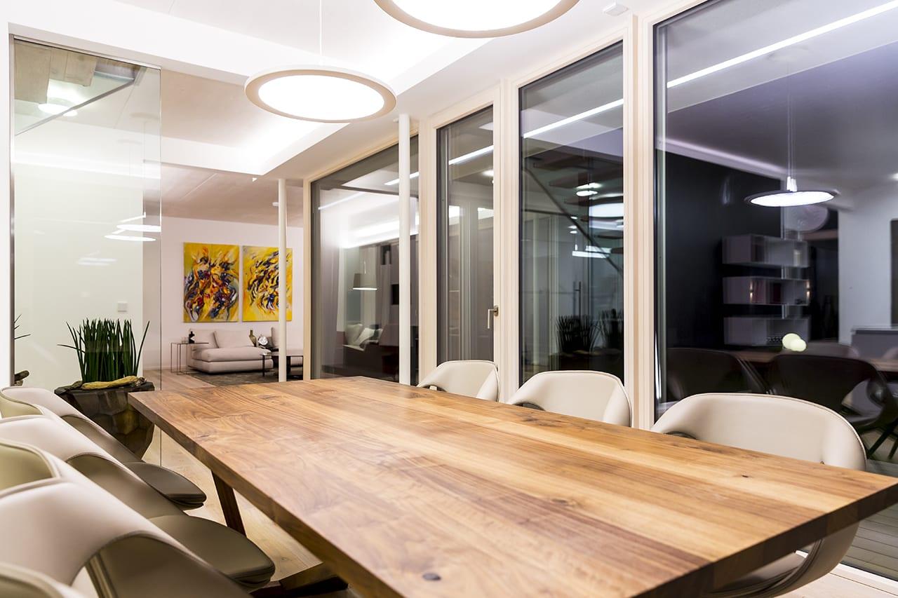 ARKITURA Individualität - individuelles Beleuchtungskonzept für unsere Kunden inklusive Musterhaus Bad Vilbel