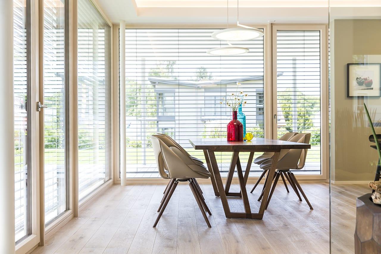 ARKITURA Individualität - Raumhohe Fensterelemente_für ein besonderes Raumklima Musterhaus Bad Vilbel